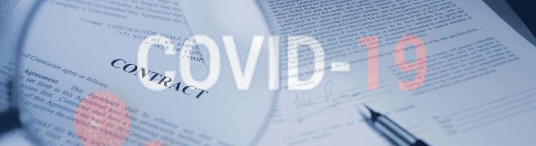 La sorte dei contratti commerciali al tempo del CoVid19: suggerimenti pratici per gli operatori