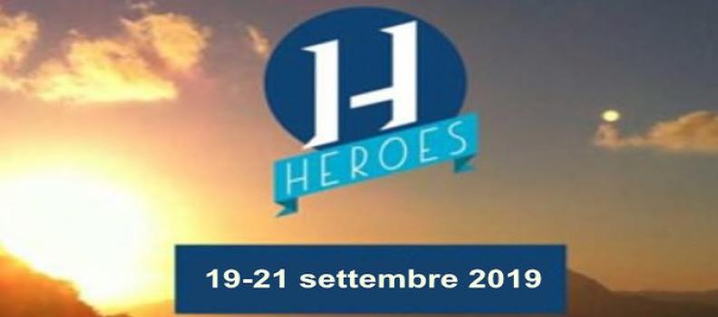 Heroes Meet di Maratea 19-21 Settembre 2019