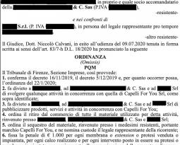 Studio Legale BBPLegal a tutela della imprese e del know-how: una case history